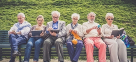 Seniors to Outnumber Children for First Time in US History