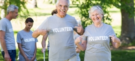 Volunteerism in Retirement: Good for Body and Soul